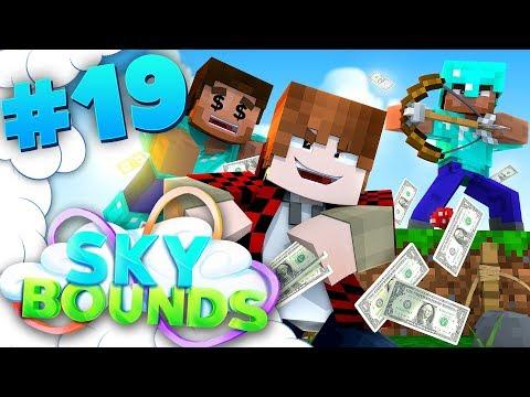 $2,000,000 PAY IT FORWARD! | SKYBOUNDS ISLAND #19 (Minecraft SkyBlock SMP)