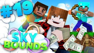 $2,000,000 PAY IT FORWARD! | SKYBOUNDS ISLAND #19 (Minecraft SkyBlock SMP)