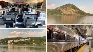 New York to Toronto by train