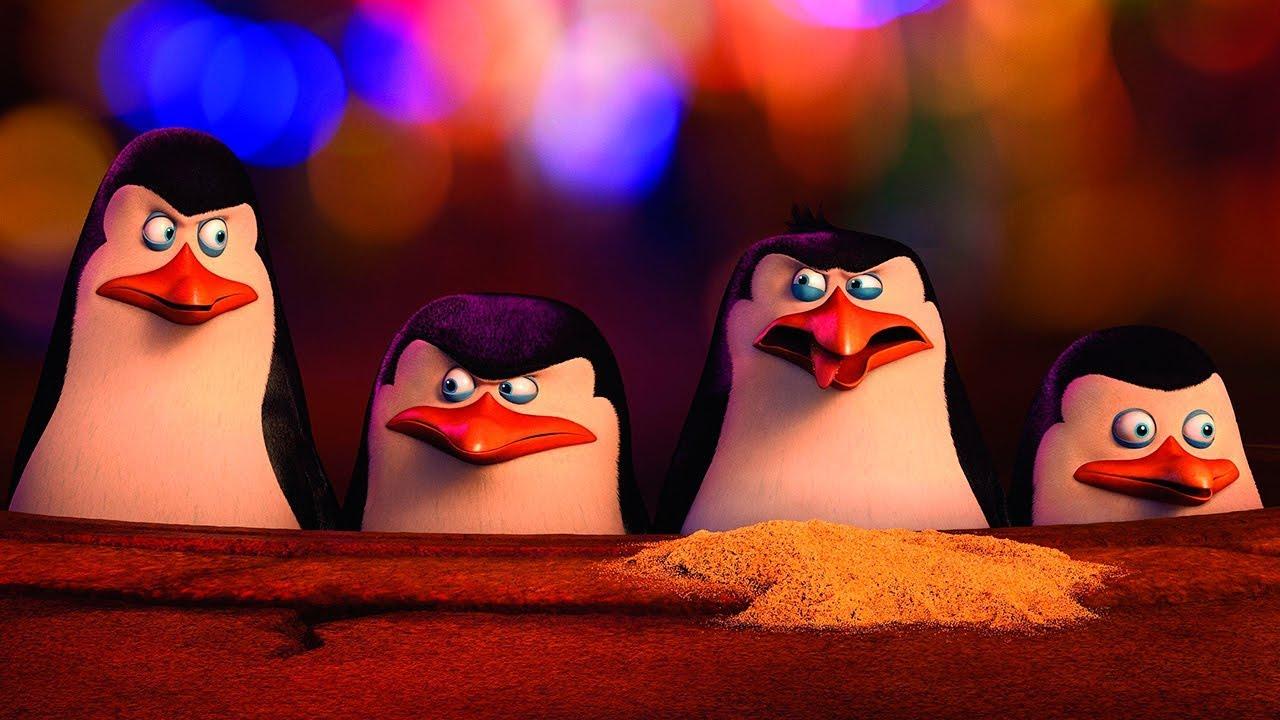 пингвины мадагаскара игра деньги