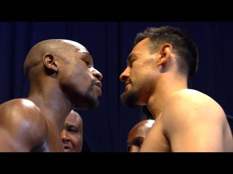 News Update from the Mayweather vs. Guerrero Weigh In – SHOWTIME Boxing