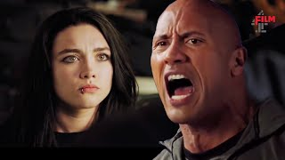 The Rock gives Florence Pugh & Jack Lowden some tips in Fighting With My Family | Film4 Clip
