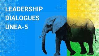 Leadership Dialogue 1 - English