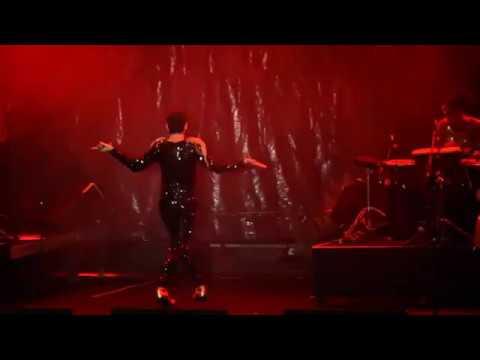 Johnny Hooker ao vivo Rec-Beat 2018