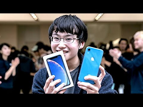 How Apple Dominated Japan