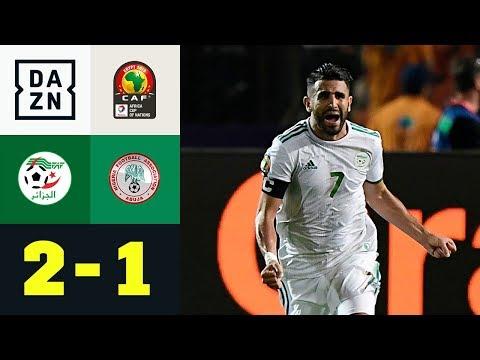 Riyad Mahrez macht