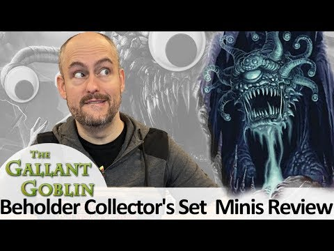 Review - Beholder Collector's Set