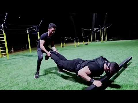 فيديو تحفيزي مع هشام الملولي (تمارين القدرة على التحمل) 🔥🙏💪Hicham Mallouli (motivation)