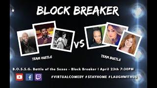 BOSSG - Battle of the Sexes - Block Breaker