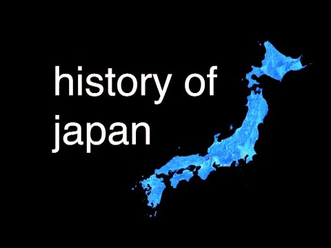 history of japan thumbnail