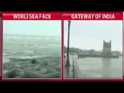 Mumbai Floods: Live Visuals From Worli Sea Face & Gateway Of India