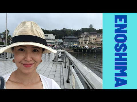 A Day at Enoshima Island, Japan | Family Vlog