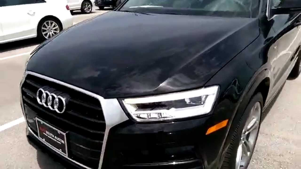 2016 audi q3 refresh usa sequential turn signals youtube. Black Bedroom Furniture Sets. Home Design Ideas