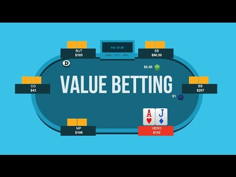 Value Bet Poker