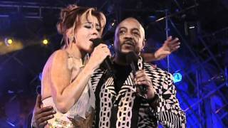 Tonight, I Celebrate My Love (Live) - Peabo Bryson & Rachel [Viña del Mar 2001]