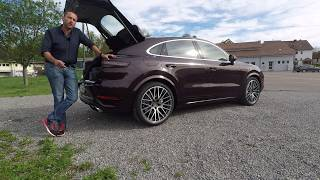 2020 Porsche Cayenne Coupé - First Test Drive Video Review