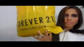 Comprinhas Forever21, Mac, Inglot - NY, Miami e Orlando P1 Thumbnail