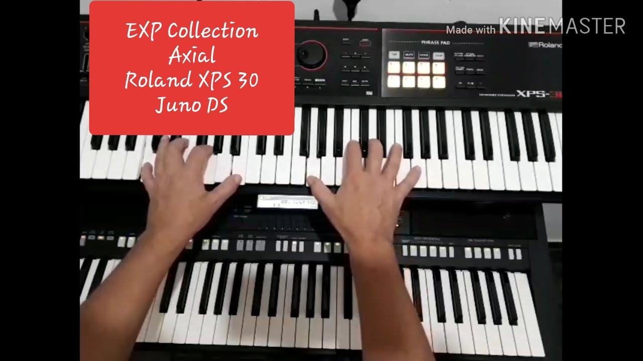 EXP Collection Axial - Como instalar no Roland Xps 30 e Juno DS passo a  passo