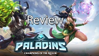 Paladins Xbox One X Gameplay Review