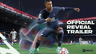 PS5 | PS4《FIFA 22》官方揭露预告片 | Powered by Football