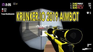 Krunker.io 2019 Aimbot (Hacks,Mods,Cheats) - NO DISCONNECT or KICK + New Krunkerio Theme