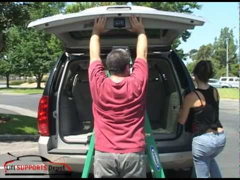 How to Install a Lift Support
