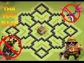 Clash Of Clans - Town Hall 8 (TH8) War Base 2016 (New Update)