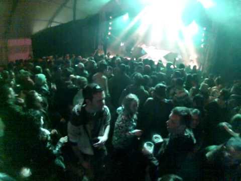 ElectroSnow 2013 Andorra domingo  noche