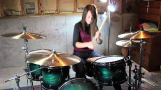 Emily - rebecca black friday (drum ...