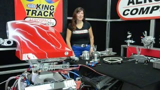 aerospace components kimmy s garage featuring vacuum pump system more hp