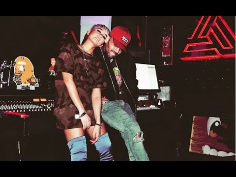 Chris Brown x AGNEZ MO - Are You Ready For It?