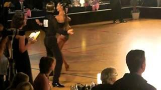 Aexander Svanberg & Anastasija Jerjomina samba. Gothenburg Thumbnail