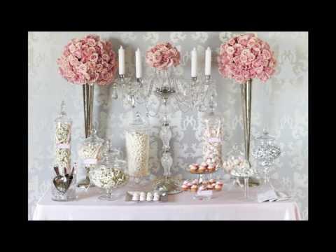 Ideas de mesa de dulces de boda