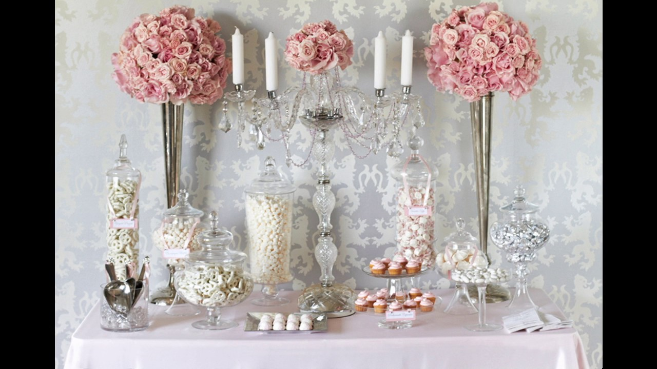 Ideas Para Decorar Mesas Dulces De Comunion