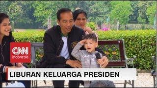 Gambar cover Aksi Kocak Jan Ethes, Cucu Jokowi Memperkenalkan Keluarga Presiden