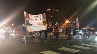 Sacramento protests groups take part in demonstrations for 25th annual National Day of Protest