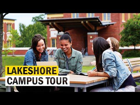 Humber College Lakeshore Campus Tour Video