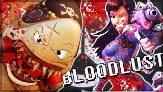 BLOODLUST - Overwatch Shenanigans Challenge! (Custom Gamemode)