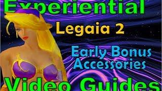 Legaia 2 Guide - Early Bonus Ability Accessories