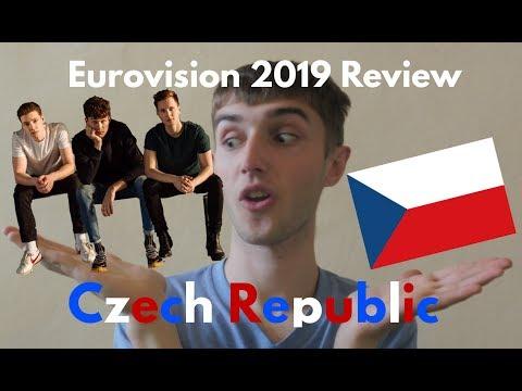 [review]-eurovision-2019-►-#6-czech-republic-⁕-lake-malawi---friend-of-a-friend