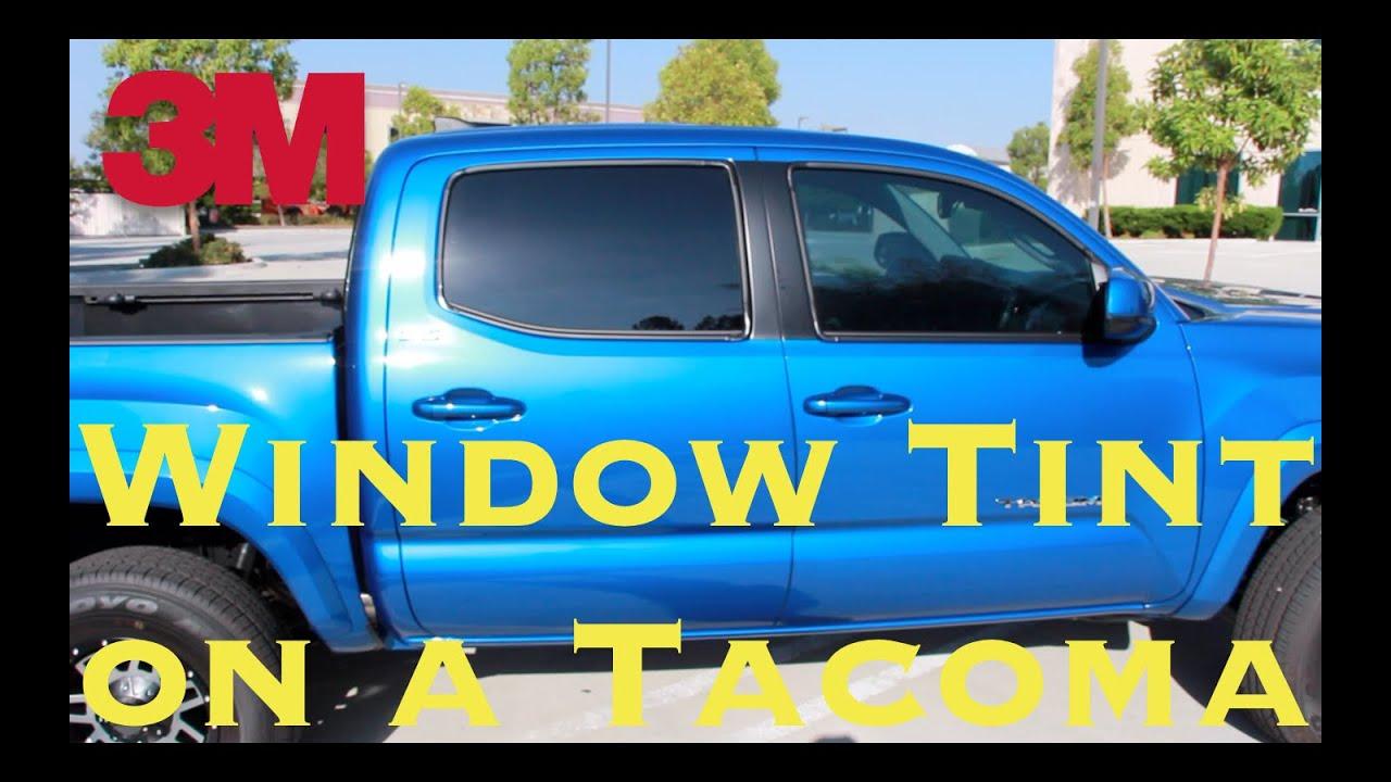 Windows tinted on a 2016 toyota tacoma tims tacoma garage ep 7 windows tinted on a 2016 toyota tacoma tims tacoma garage ep 7 solutioingenieria Choice Image