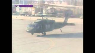 Black Hawk Crash