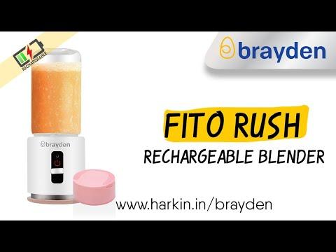 Brayden FITO RUSH - Portable Power Blender