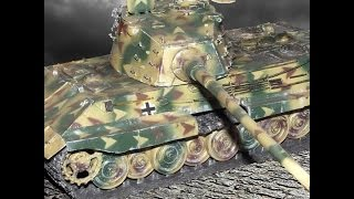 MegaTigerII plays the MegaTigerII ((World of Tanks))