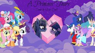 MLP Comic Dub - A Princess' Tears (Full Dub)