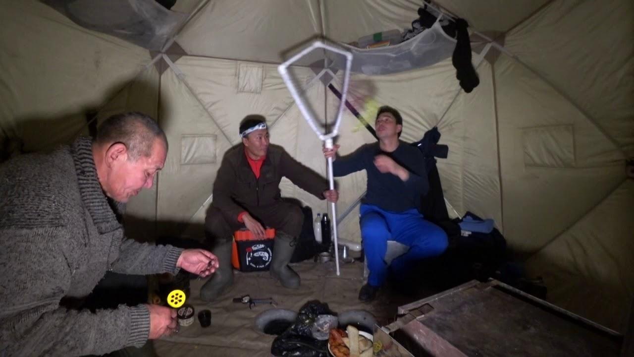 Зимняя рыбалка с youtube Alexey Sokolov