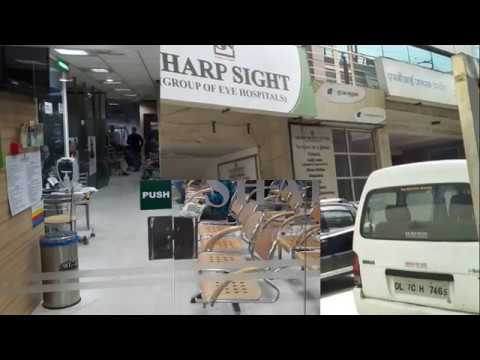 Best Eye Hospital in West Delhi - Sharp Sight