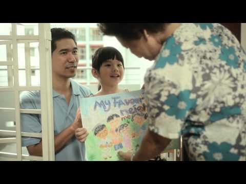 Heartland Beat Art Competition - TV Commercial for Housing Development Board, Singapore