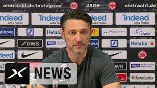 Hier erklärt Niko Kovac seinen Bayern-Wechsel | Eintracht Frankfurt | FC Bayern München | SPOX