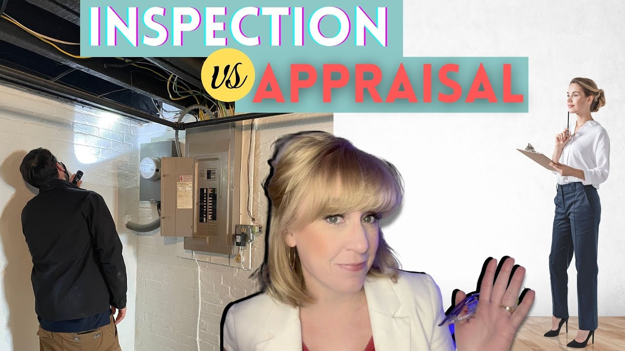 Home Inspection vs. Home Appraisal |Do Your Need Both? Are They The Same?